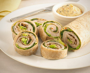 Ovengold® Turkey & Pepperhouse Gourmaise® Pinwheels