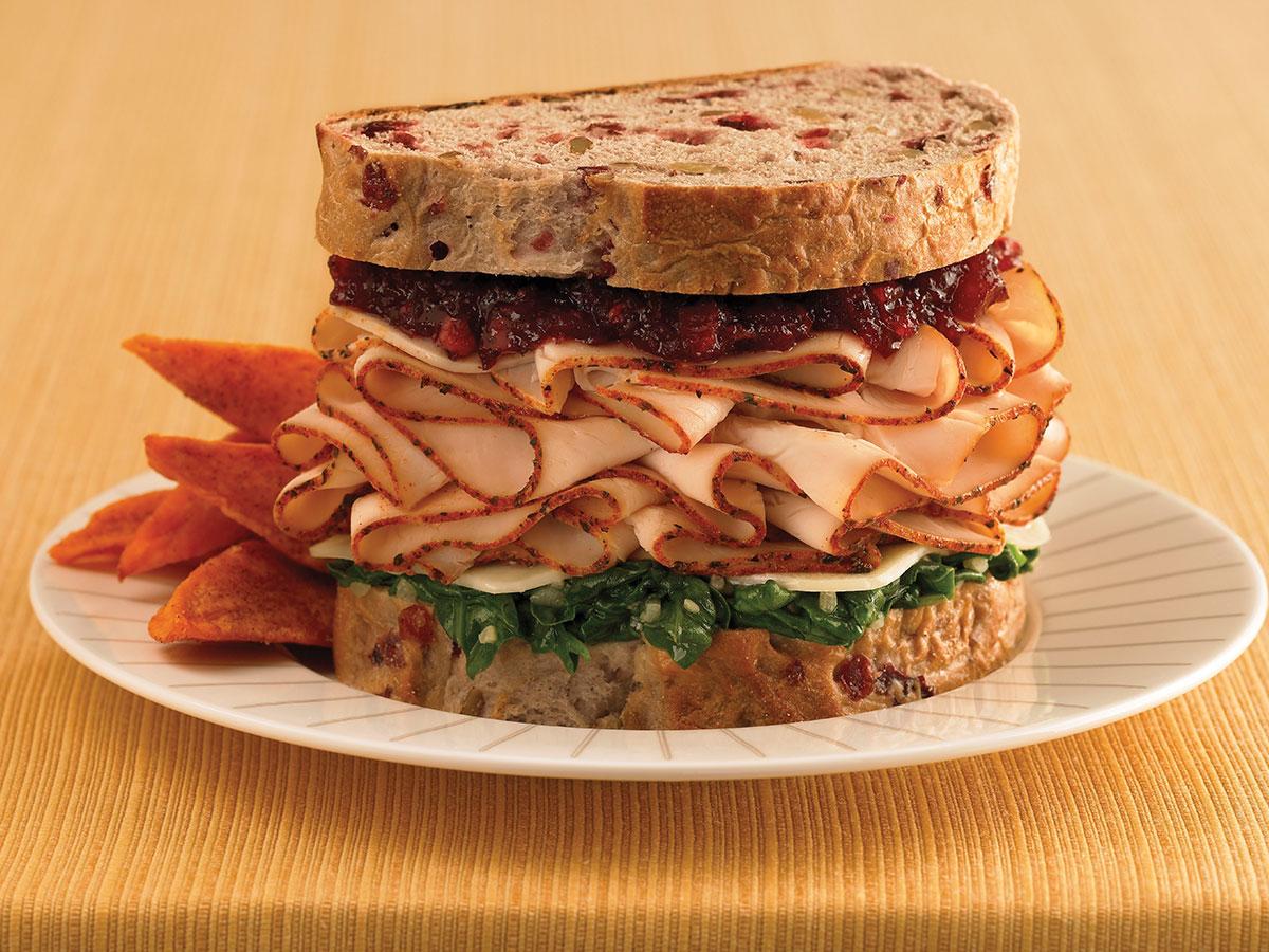 Ovengold Thanksgiving Sandwich Recipe Boar 39 S Head