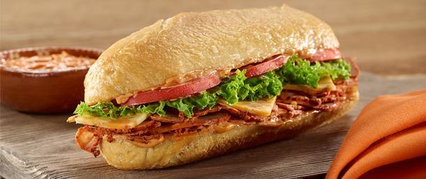 Salsalito® Turkey Sub