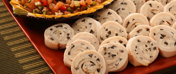 EverRoast® Chicken Mexican Roll-Ups