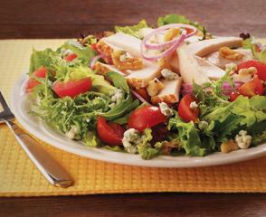 Lower Sodium Golden Classic® Chicken & Blue Cheese Salad