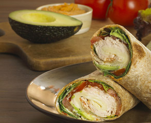 jerk turkey pepper wrap easy chipotle chicken 3 pepper panini