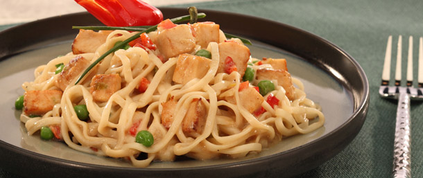 Thai Noodle Soup with EverRoast® Chicken