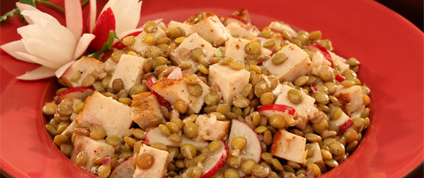 EverRoast® Chicken and Lentil Salad