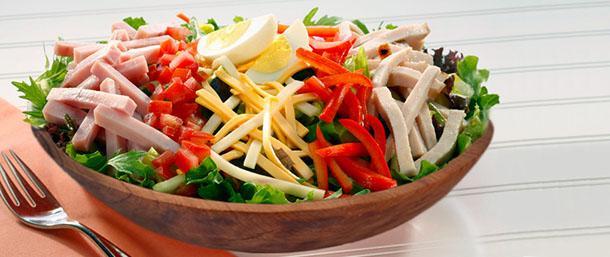 Ultimate Chef Salad