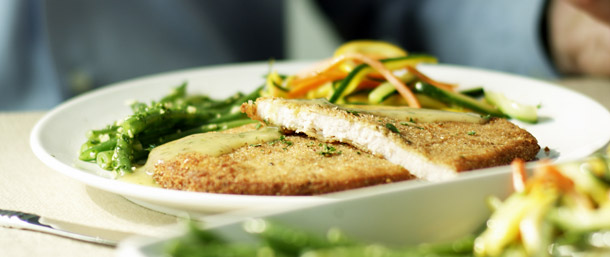 Ovengold® Turkey Cutlet with Orange Sauce
