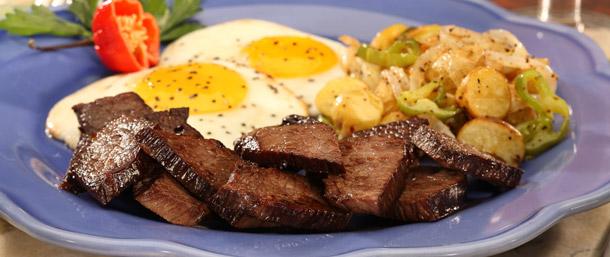 Breakfast Brisket