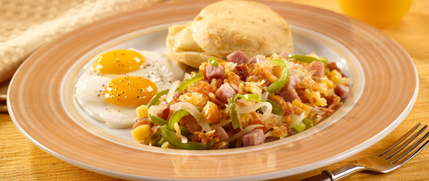 Sweet Slice® Hash Browns