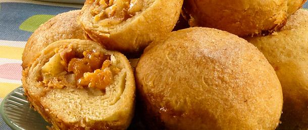 Snack Apple Muffins