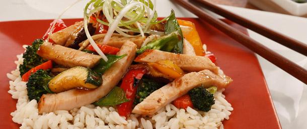 Ovengold® Turkey Stir Fry