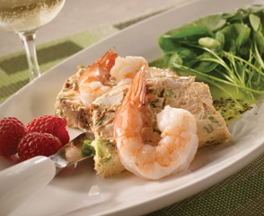 Cream Cheese & Shrimp Pate