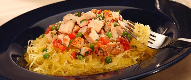 Ovengold® Turkey Spaghetti Squash Tumble