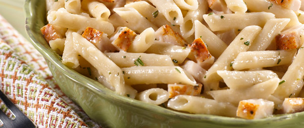 Gluten Free Ovengold® Turkey Baked Brie Penne