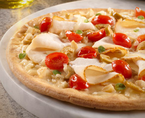 Gluten Free EverRoast® Chicken Provolone Pizza