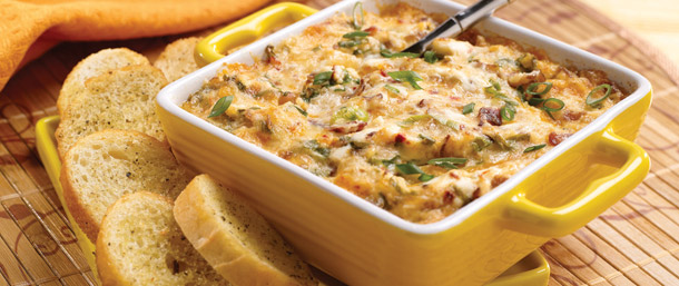 3 Pepper Colby Jack® Cheese Dip