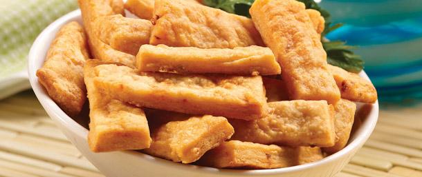 Chipotle Gouda Cheese Sticks