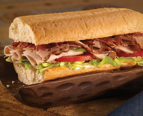 Jerk Turkey® Ranch Sandwich