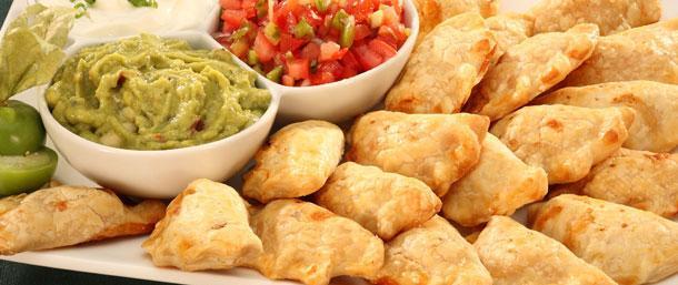 Blazing Buffalo® Chicken Empanada Bites