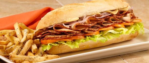 Chipotle Chicken & Havarti Sandwich