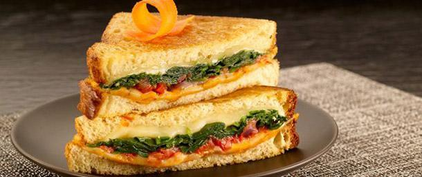3 Pepper Colby Jack® Grilled Cheese