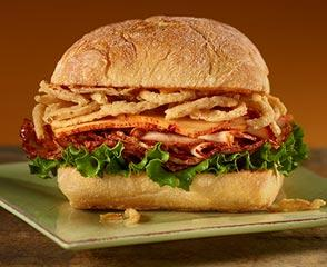 Bold Chipotle Chicken Sandwich