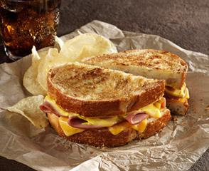 All American Grilled Cheese
