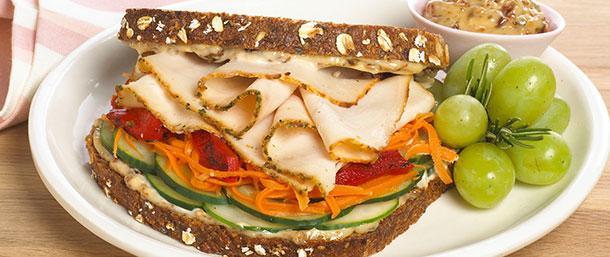 EverRoast® Chicken Gazpacho Sandwich