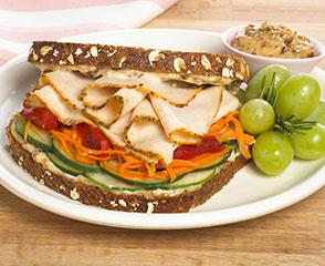 EverRoast® Chicken Gazpacho Sandwich