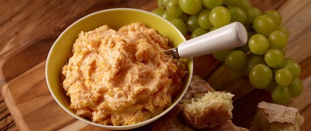 Sharp Cheddar Cheese Dip