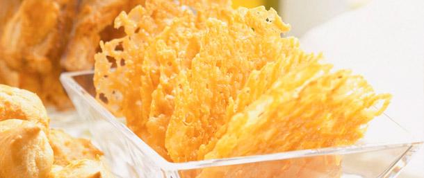 Easy Parmesan Crisps | Boar's Head