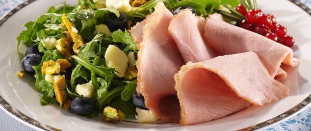 Sweet Slice® Ham & Cheddar Salad