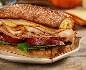 EverRoast® Chicken & Muenster Toasted Sandwich