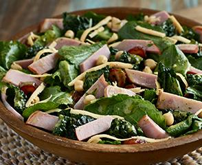 SmokeMaster™ Black Forest Ham Kale Salad