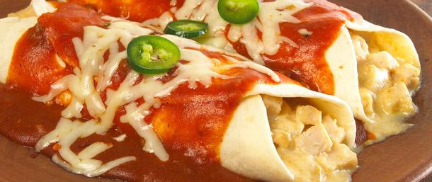 Ovengold® Enchiladas