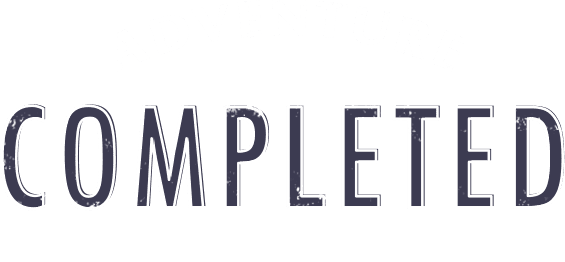 Adventure Completed! Congratulations