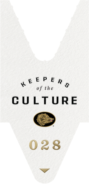 Keepers of the culture